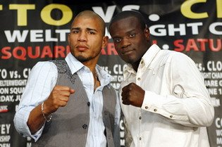Cotto vs Clottey